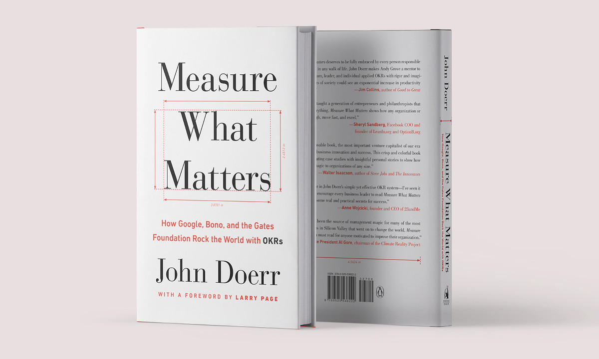 measure what matters john dorr OKR