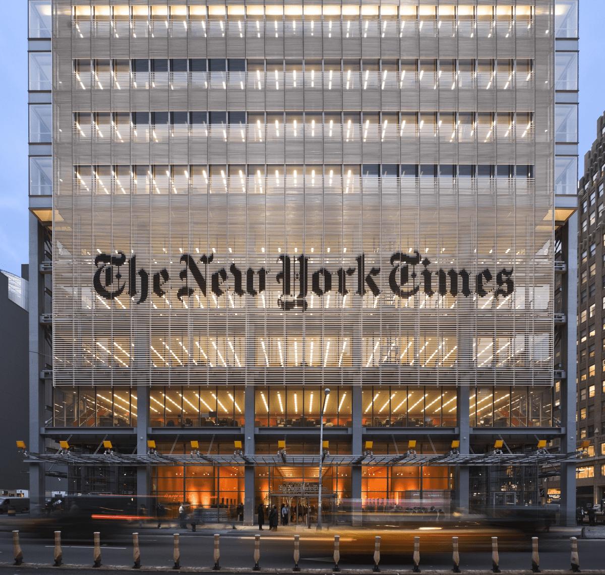 El New York Times, Apple News y la transferencia de valor