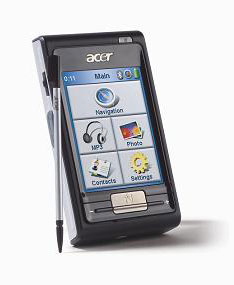 Acer launches trio of GPS devices