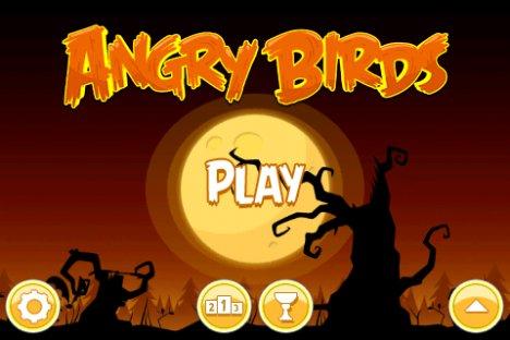 angry birds halloween - Novo: jogo Angry Birds Halloween