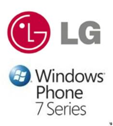 LG sort un téléphone Windows Phone 7 cette année