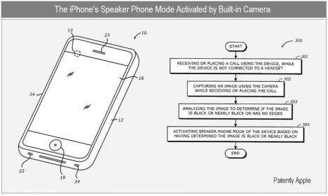 Apple travaille sur une nouvelle façon d'activer la fonctionnalité Speaker Phone