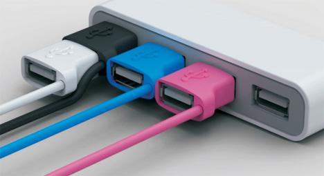 Tandem USB Connector Concept