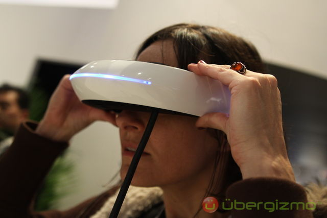 Sony 3D OLED VR Goggles
