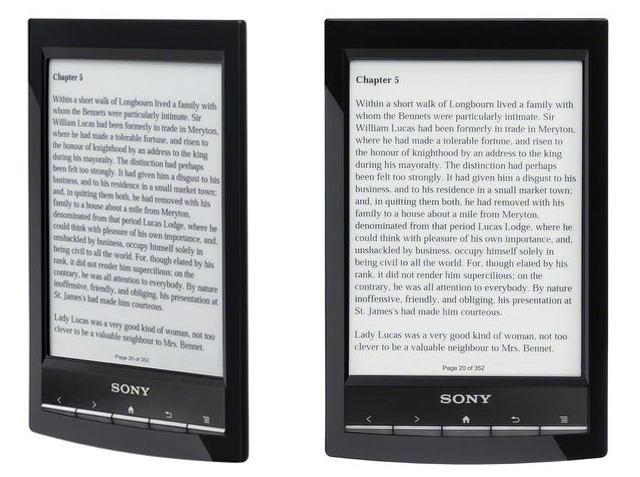 Sony Reader WiFi Black