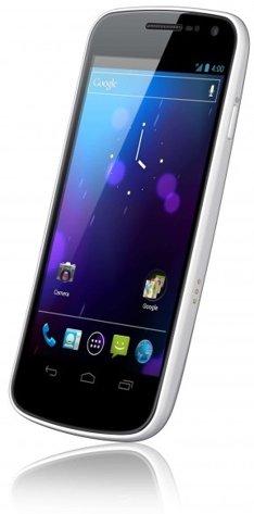 White Galaxy Nexus