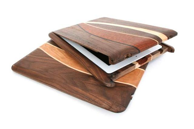 3bb968cb28190 Substrata s iPad cases are made from sustainable wood