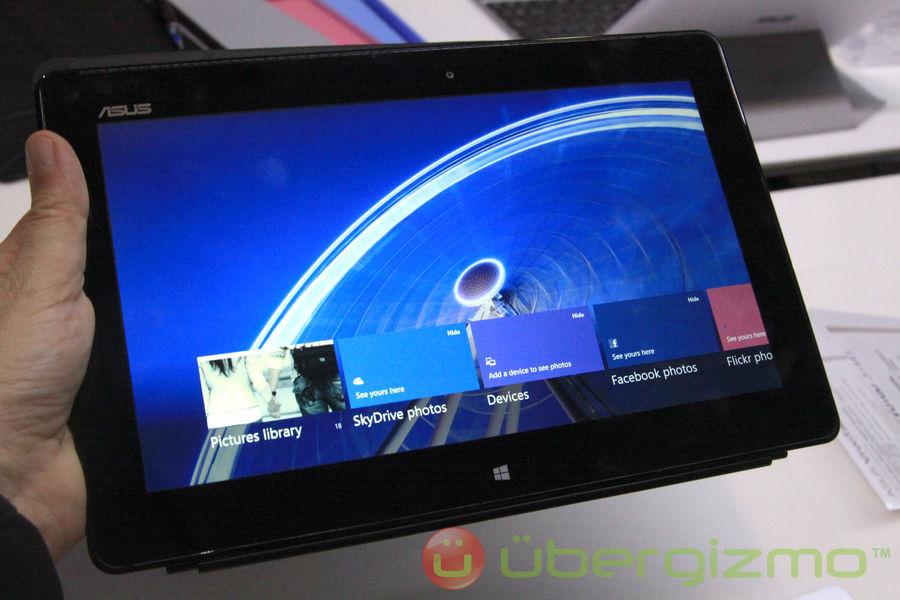 Asus VivoTab RT and VivoTab Smart Hands-On! | Ubergizmo