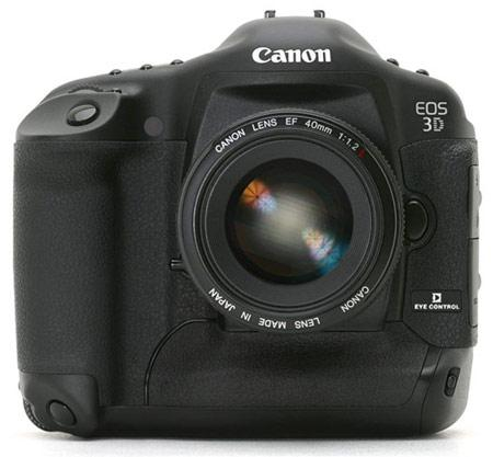 More Canon EOS 3D Rumors Surface | Ubergizmo