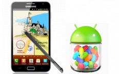 Android 4 1 2 Jelly Bean For Galaxy Note GT-N7000 Leaked | Ubergizmo