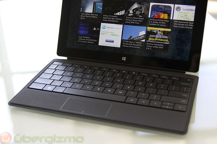 Patch Tuesday Sees Firmware Updates For Surface, Surface 2