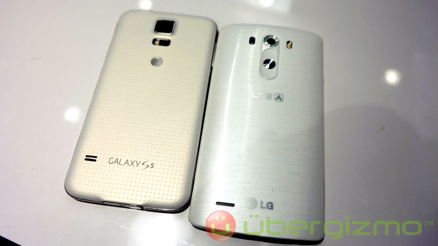 LG G3 Gets Marshmallow On AT&T And T-Mobile | Ubergizmo