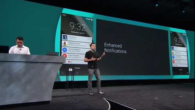android l notification