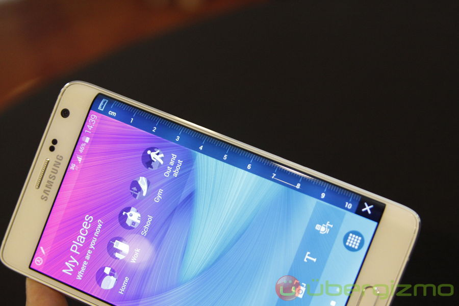 Samsung Galaxy Note 4 Review   Ubergizmo