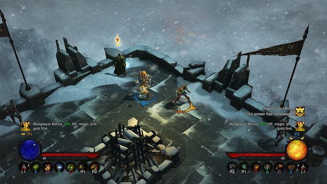 Diablo 3's Latest Patch Affecting PS4, Xbox One Performances