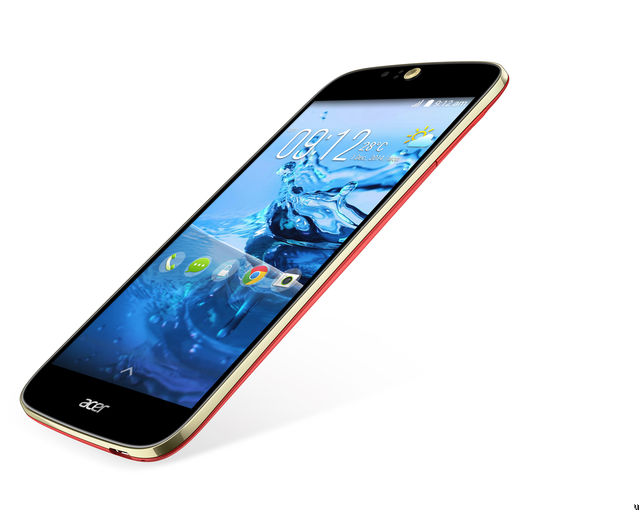 Acer Liquid Jade S 5 Inch Android Smartphone Launched