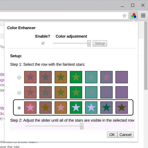 Google Releases Chrome Extension For The Color-Blind | Ubergizmo