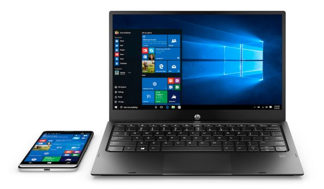 HP Elite X3 with Mobile Extender