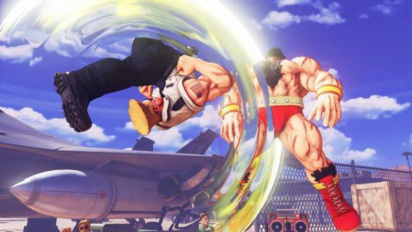 Street Fighter 5 DLC Screenshots Introduce A New Character