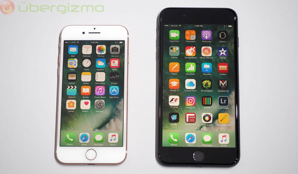 iPhone 7 First Impressions