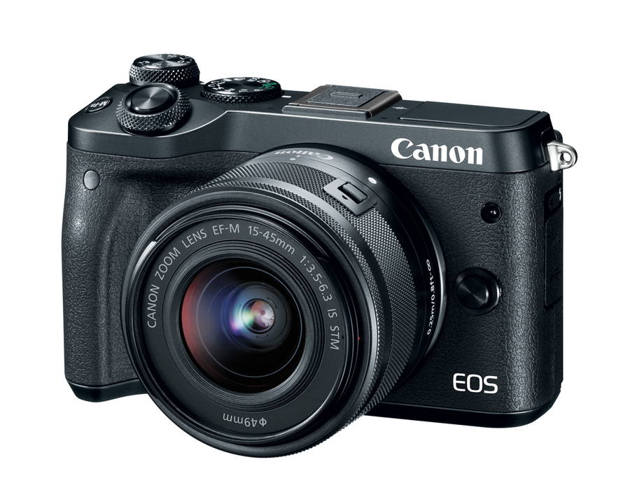 Canon's New Mirrorless Camera Rumored For Announcement Next
