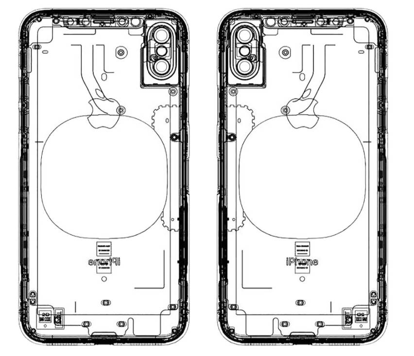 New iPhone 8 Schematic Does Not Show Rear-Facing Touch ID