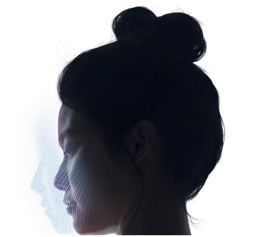Apple's Face ID Supplier Unveils New Behind-Screen Sensor