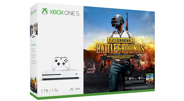PUBG Xbox One S Bundle Announced, Price Confirmed | Ubergizmo