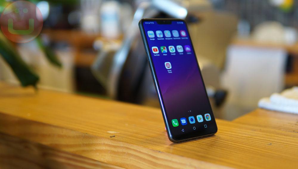 LG G7 Display Tops 1000 NIT Brightness   Ubergizmo