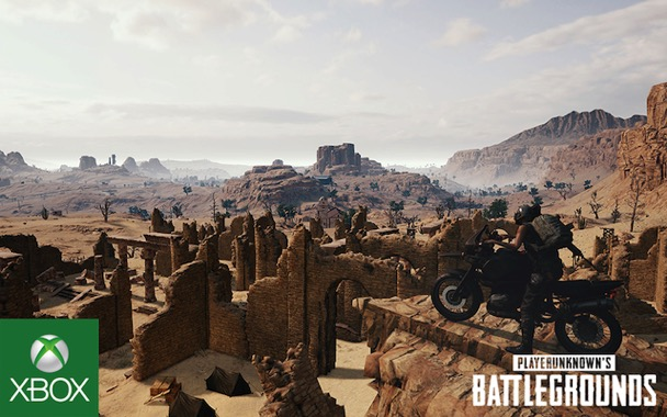 PUBG Miramar Map Releases For Xbox Tomorrow | Ubergizmo