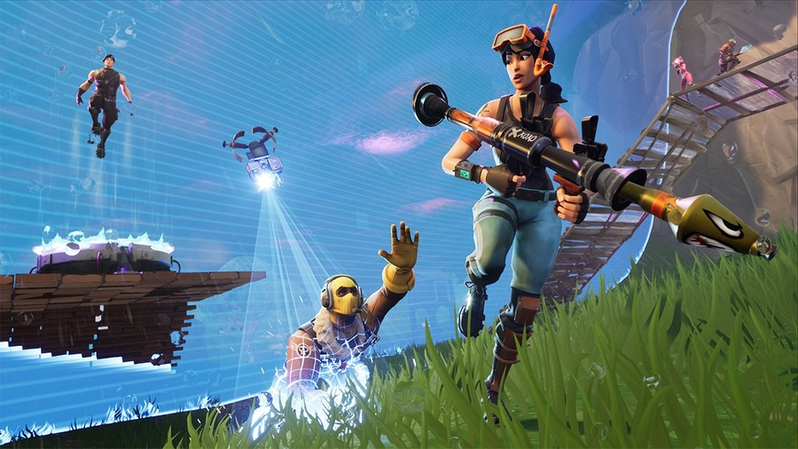Parents Are Sending Kids To Rehab For Fortnite Addiction Ubergizmo