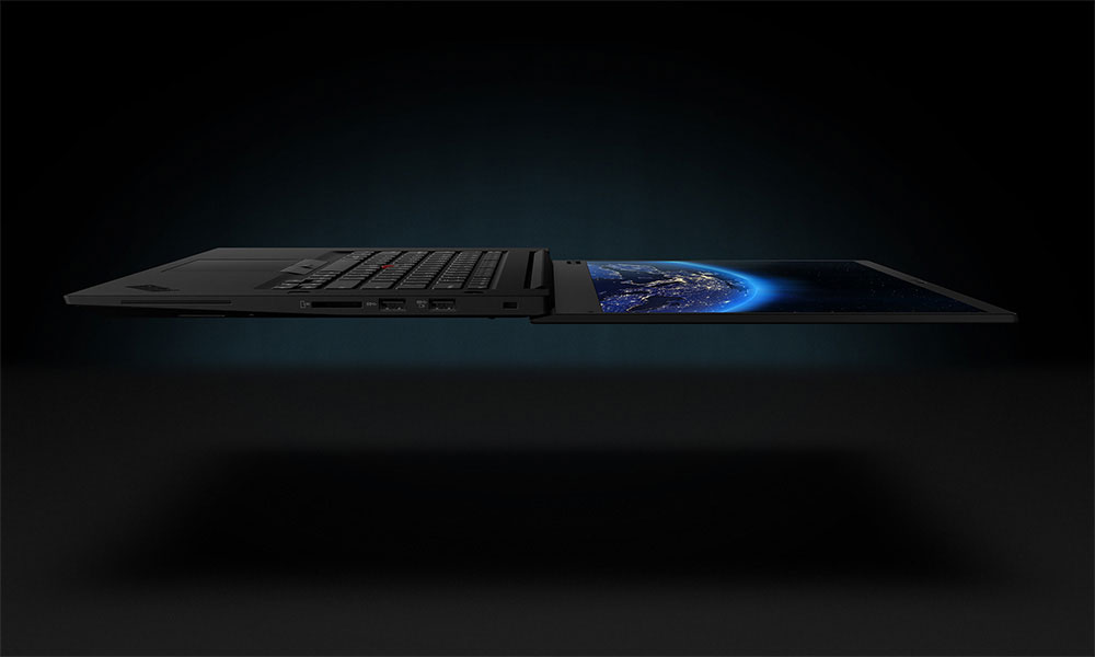 Lenovo ThinkPad P1, A 15 6-inch Thin & Light Mobile Workstation