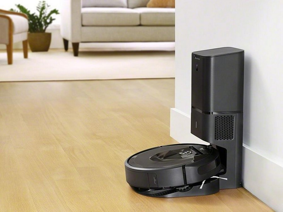 iRobot's Roomba i7+ Will Be Able To Empty Its Own Trash | Ubergizmo