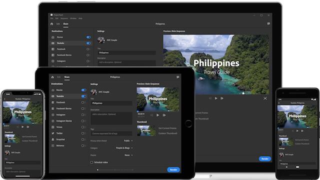 Samsung Galaxy S10 To Get Custom Version Of Adobe Premiere Rush