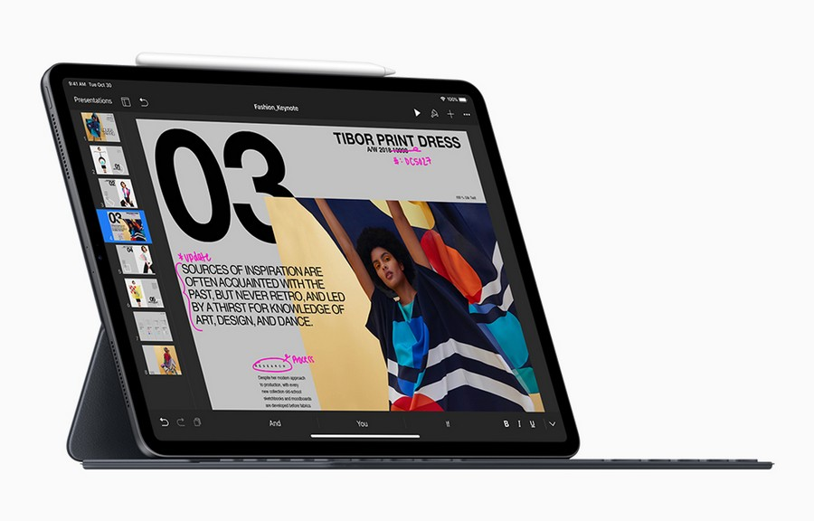 2020 iPads Might Launch With A Backlit, Scissor Switch Smart Keyboard