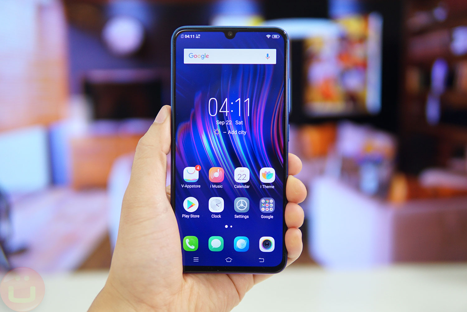 Vivo V11 Review: Fullscreen Android With In-Screen Fingerprint Reader