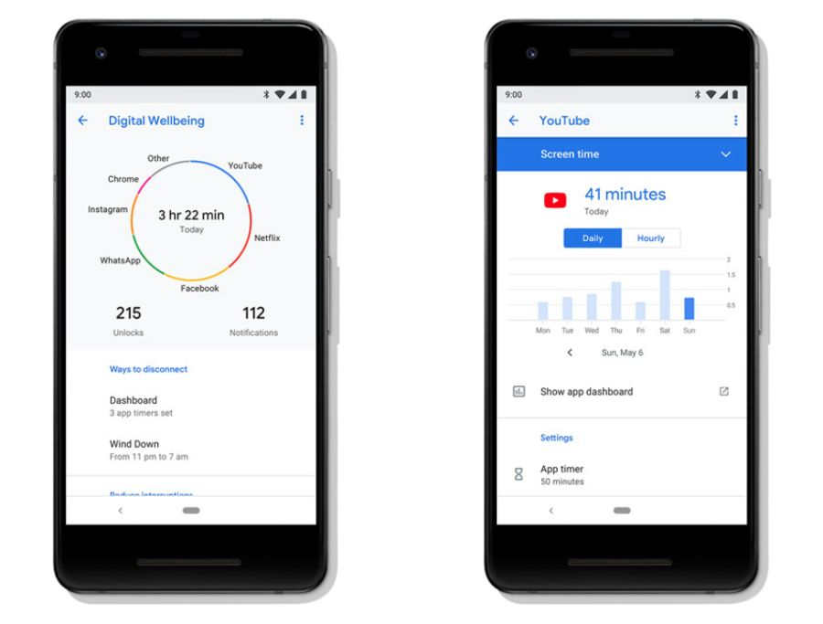 Google Will Require Android Phones To Come With Digital Wellbeing And Parental Controls