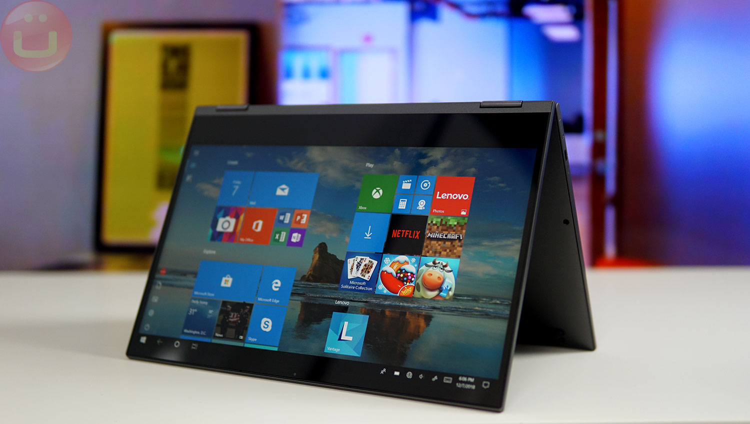 Lenovo Yoga C630 WoS Review: Long battery Life and 4G LTE | Ubergizmo