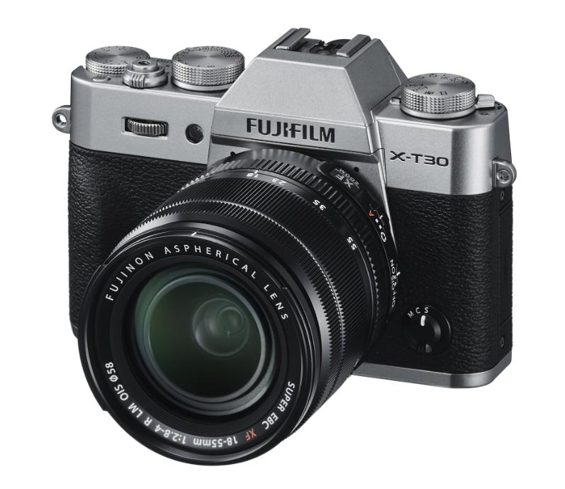 Fujifilm X-T30 Mirrorless Camera Announced | Ubergizmo