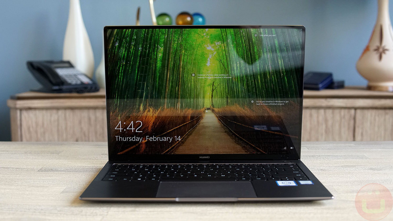 Huawei MateBook X Pro 2019 Launched | Ubergizmo