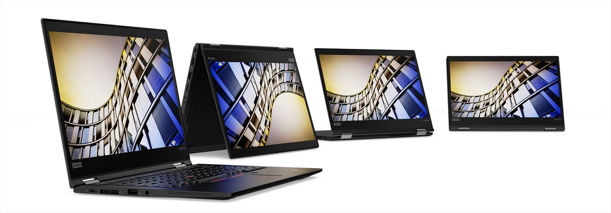 Lenovo's ThinkPad Laptops Updated With An Emphasis Placed On