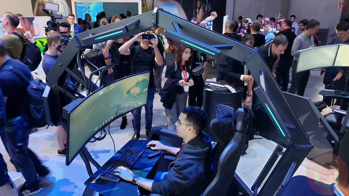 Acer Doubles Down On Its Outrageous Gaming Chair With The