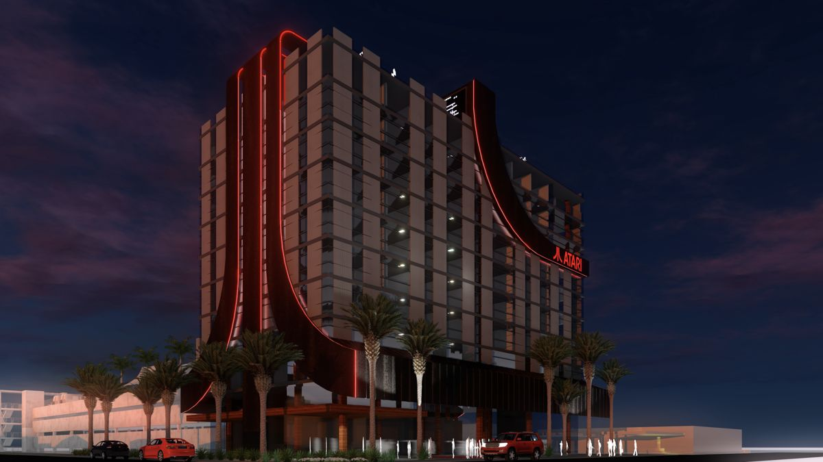 Atari Themed Hotels Are Coming To The US - Ubergizmo