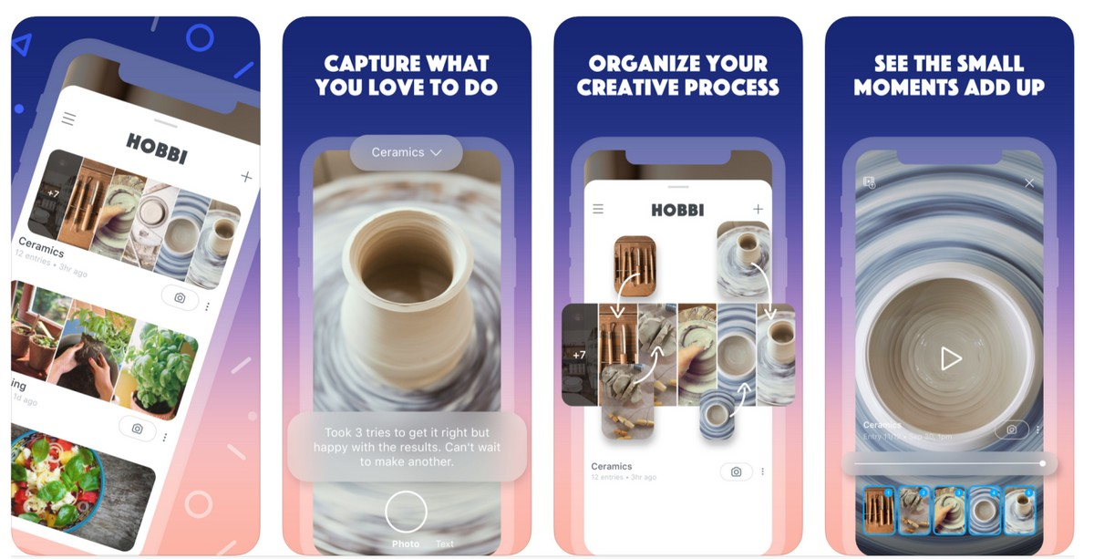 Facebook Takes A Run At Pinterest With Its New 'Hobbi' App - Ubergizmo