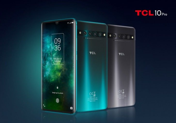 TCL 10 Pro, 10 5G, 10L Flagship Smartphones Announced - Ubergizmo