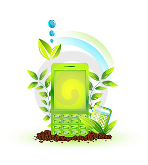 Mobile networks go green