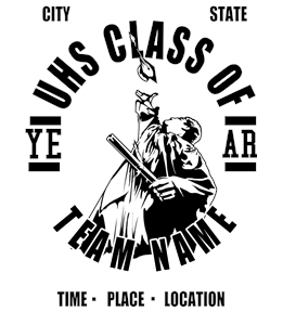 High School Graduation T-Shirt Design Ideas and Templates