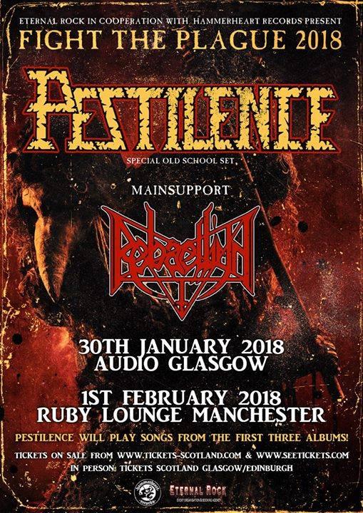 Pestilence poster