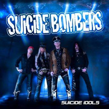 Suicide Bombers Idols artwork