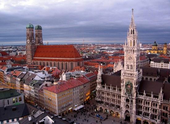 Cosa vedere a Monaco di Baviera  mappa e informazioni dei luoghi pi belli